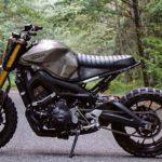 Yamaha FZ-09 Moto 3 By Droog Moto