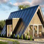 Avrame A-Frame Kit Homes