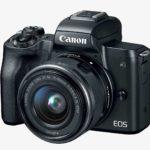 Canon EOS M50 Mirrorless Camera w/ 15-45mm Lens