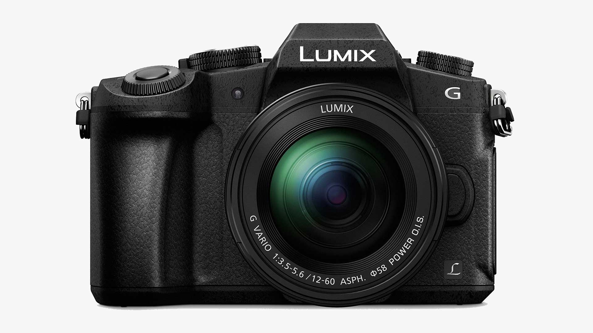 Panasonic G85 Mirrorless Camera