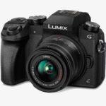 >Panasonic Lumix G7 Camera W/ 14-42mm Lens