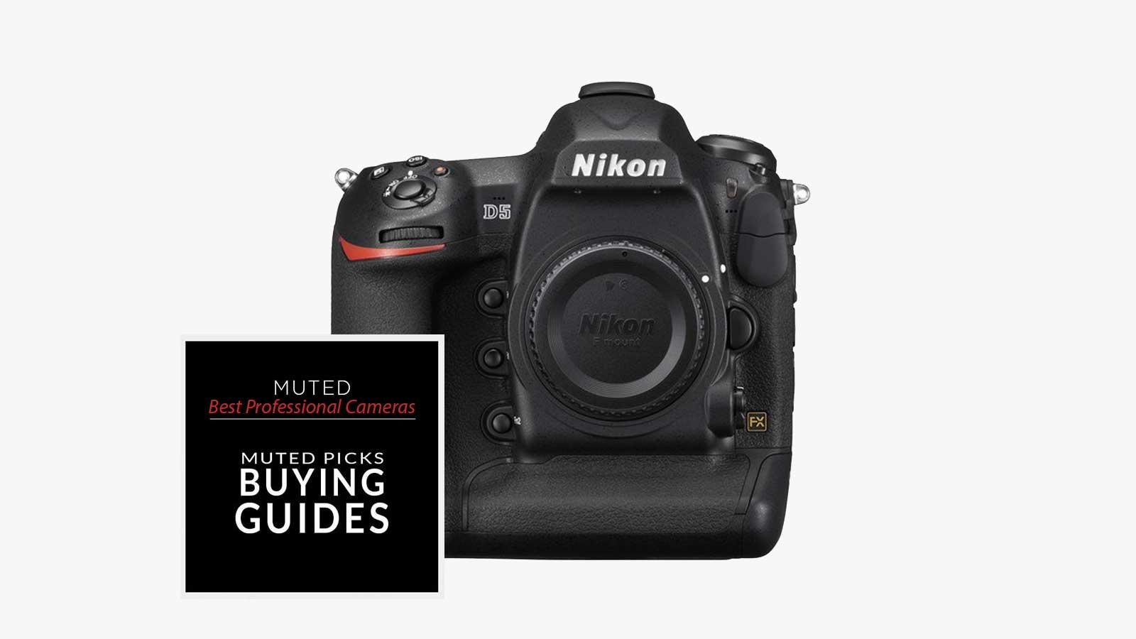 Best Professional DSLR Cameras