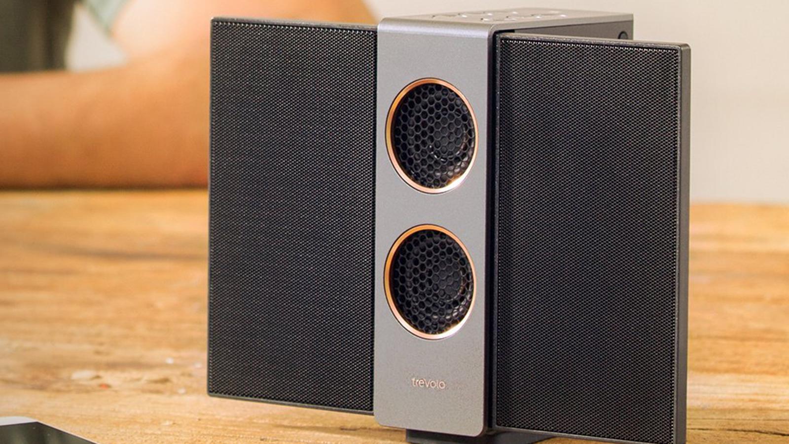 BenQ treVolo S portable electrostatic bluetooth speaker