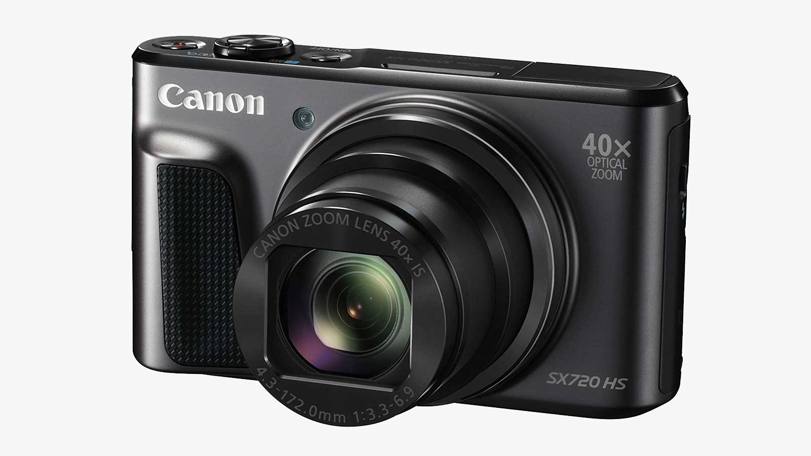 Canon Powershot SX720 HS Point-And-Shoot Camera