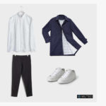 Men's Outfit Ideas - American Trench and Filippa K