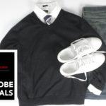 Men's Wardrobe Essentials - The V-Neck Sweater