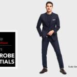 Men's Wardrobe Essentials - The Navy Blazer