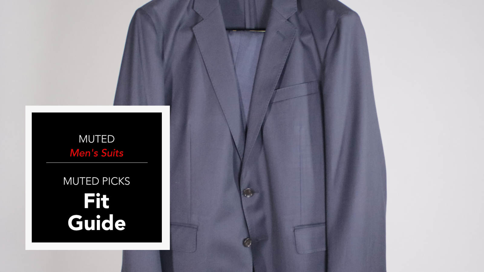 """<span class=""""entry-title-primary"""">Fit Guide – How Should A Men's Suit Fit?</span> <span class=""""entry-subtitle"""">This guide will give you advice for getting a modern fit for your next suit or for updating one in your closet.</span>"""