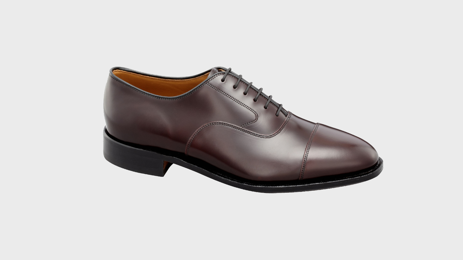 Johnston Murphy Melton Cap Toe Oxford