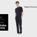 Mens Wardrobe Essentials - The Plain T-Shirt